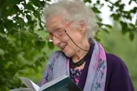 Poet Mary Kellogg
